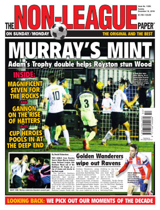 The Non-League Football Paper 15th December 2019