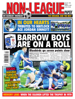 The Non-League Football Paper 2nd February 2020
