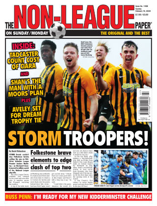 The Non-League Football Paper 16th February 2020