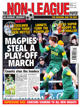 The Non-League Football Paper 8th March 2020
