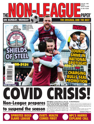 The Non-League Football Paper 15th March 2020