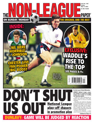 The Non-League Football Paper 17th May 2020