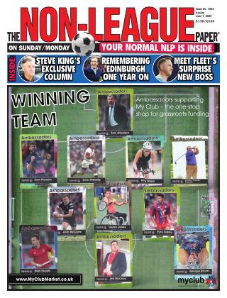 The Non-League Football Paper 7th June 2020