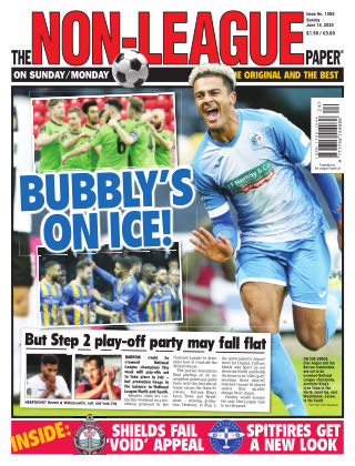 The Non-League Football Paper 14th June 2020