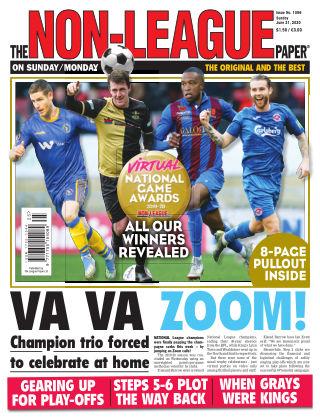 The Non-League Football Paper 21st June 2020