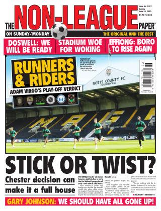 The Non-League Football Paper 28th June 2020