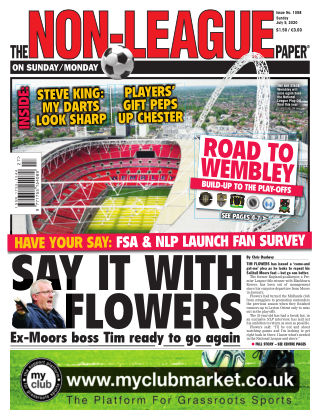 The Non-League Football Paper 5th July 2020