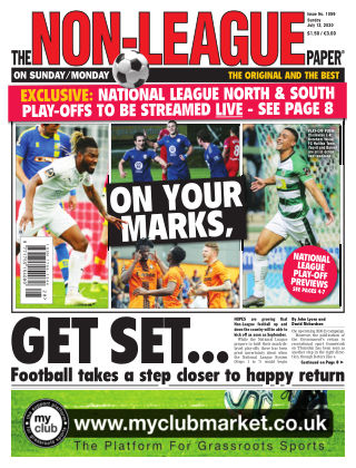 The Non-League Football Paper 12th July 2020