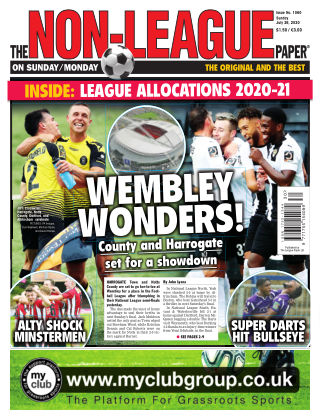 The Non-League Football Paper 26th July 2020