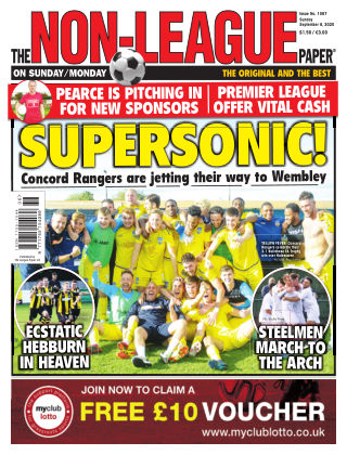 The Non-League Football Paper 6th September 2020