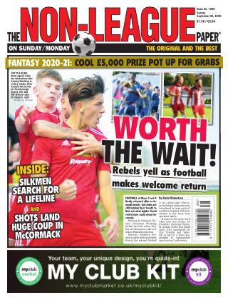 The Non-League Football Paper 20th September 2020