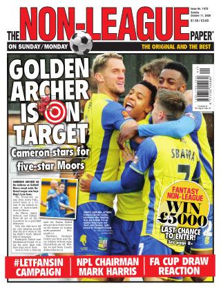 The Non-League Football Paper 11th October 2020