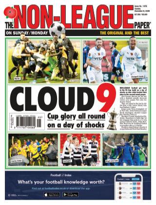 The Non-League Football Paper 8th November 2020