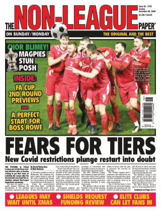 The Non-League Football Paper 29th November 2020