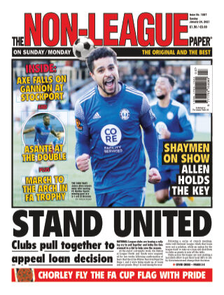 The Non-League Football Paper 24th January 2021