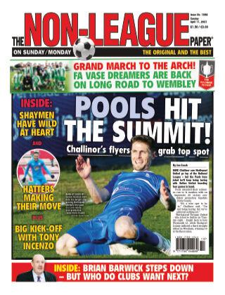 The Non-League Football Paper 11th April 2021