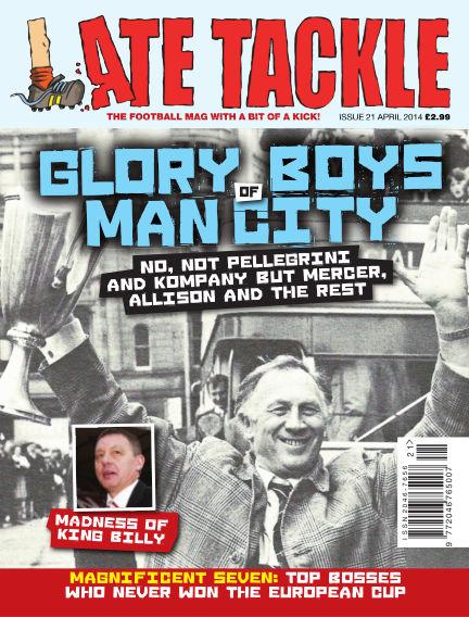 Late Tackle Football Magazine May 02, 2014 00:00