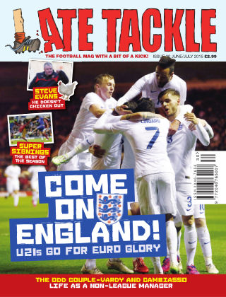 Late Tackle Football Magazine Jun - Jul 2015