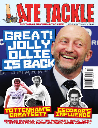 Late Tackle Football Magazine Dec - Jan 2017
