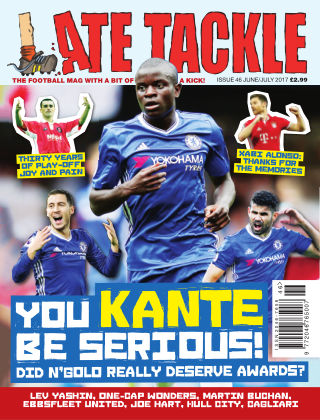 Late Tackle Football Magazine Jun - Jul 2017