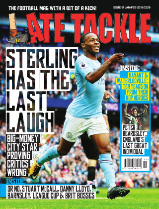 Late Tackle Football Magazine Jan/Feb 2018