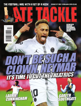 Late Tackle Football Magazine 9th December 2018