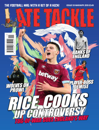 Late Tackle Football Magazine 24th February 2019