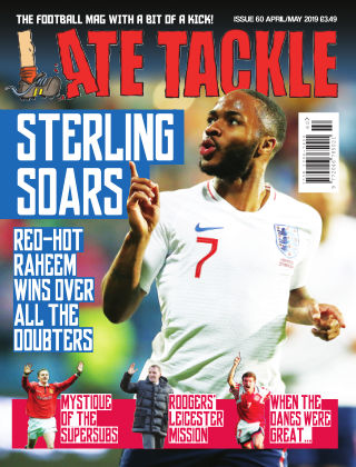Late Tackle Football Magazine 30th March 2019