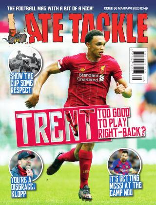 Late Tackle Football Magazine 26th February 2020