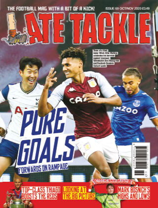 Late Tackle Football Magazine 17th October 2020