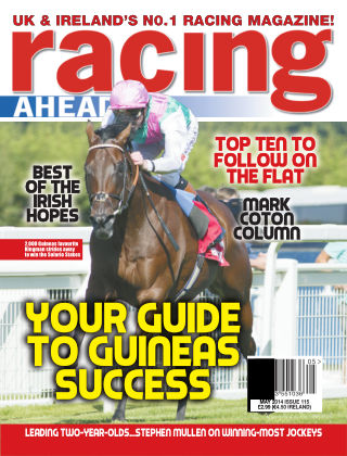 Racing Ahead Issue 115