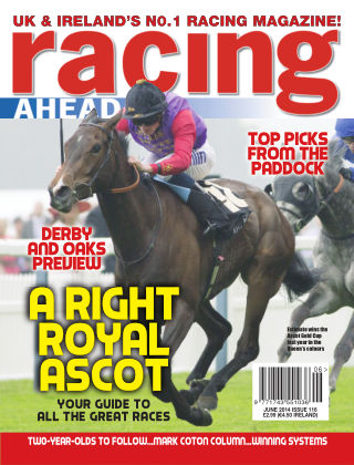 Racing Ahead Issue 116