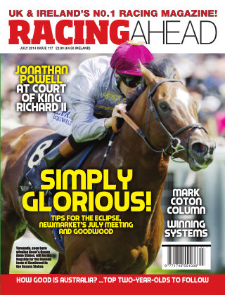 Racing Ahead Issue 117