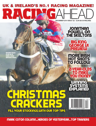Racing Ahead December 2014