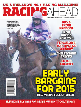 Racing Ahead January 2015