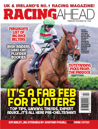 Racing Ahead February 2016