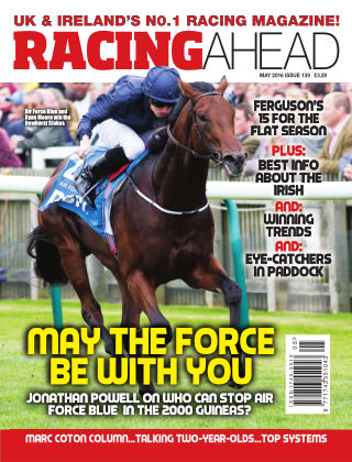 Racing Ahead May 2016
