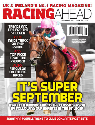 Racing Ahead September 2017