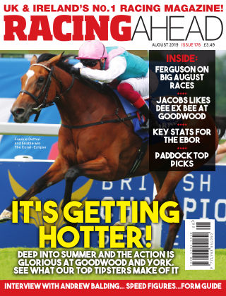 Racing Ahead 20th July 2019