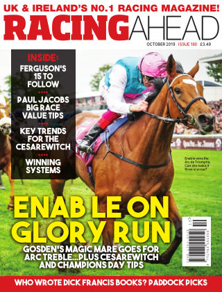 Racing Ahead 21st September 2019