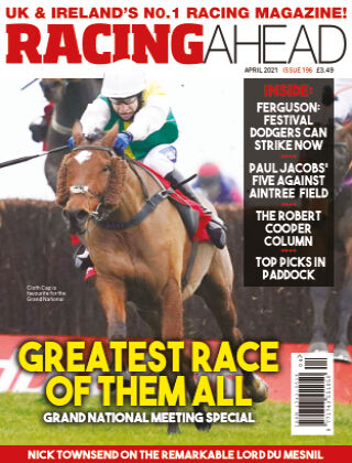 Racing Ahead 21st March 2021