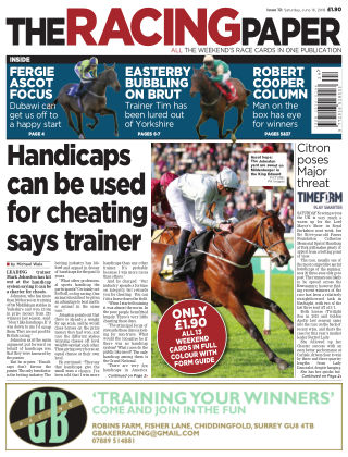 The Racing Paper Issue 10