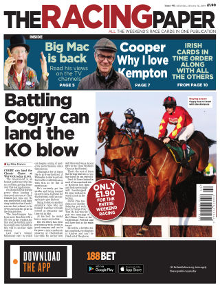 The Racing Paper 12th January 2019