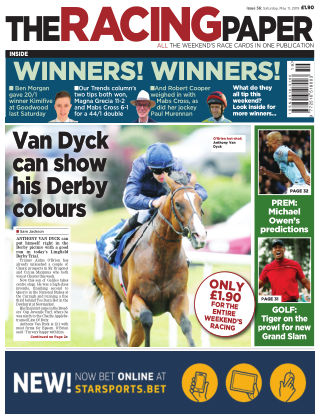 The Racing Paper 11th May 2019