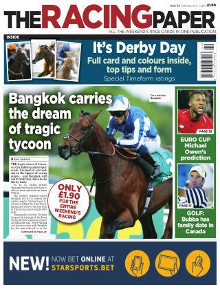 The Racing Paper 1st June 2019