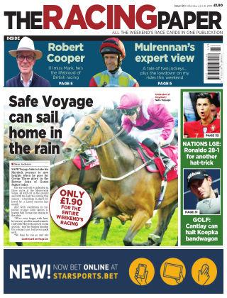 The Racing Paper 8th June 2019