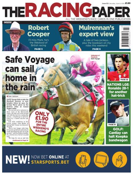 The Racing Paper June 08, 2019 00:00
