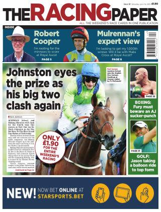 The Racing Paper 15th June 2019
