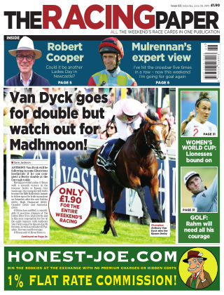 The Racing Paper 29th June 2019