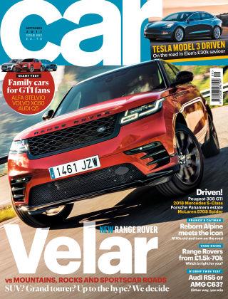 Car Magazine Sep 2017